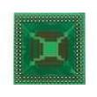Univerzální plošný spoj pro QFP 52-100 pinů 48x48mm