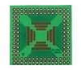 Univerzální plošný spoj pro IO QFP 32...64p 40x40mm