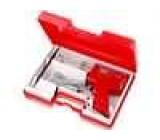 Transformátorová páječka 100W Weller kufřík + příslušenství