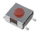 Mikrospínač SPST-NO SMT 3,8mm