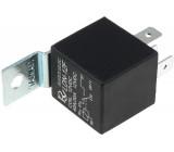 Relé elektromagnetické SPDT Ucívky:12VDC 40A automobilová