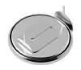 Baterie lithiové CR2430 3V Vývody 2-pinové průměr 24,5x3mm 280mAh
