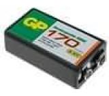 Aku baterie Ni-MH 9,6V 170mAh