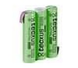 Aku baterie Ni-MH AAA R3 3,6V 0,8Ah Vývody pájecí očka