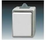 Venkovní vypínač 3553-01929 S nástěnný