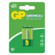 Baterie GP Greencell 9V blistr