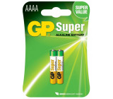 GP 25A (AAAA LR61, MN2500, LR8D425, E96), 1,5V