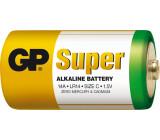 Baterie GP Super Alkaline LR14 (C, malé mono)