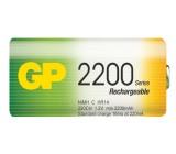 Nabíjecí baterie GP NiMH 2200 mAh R14 (C)