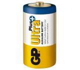 Baterie GP Ultra Plus Alkaline R14 blistr