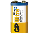 Baterie GP Ultra Plus Alkaline 9V blistr