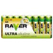 Baterie RAVER alkalická LR6