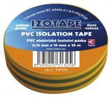 Izolační páska PVC 15/10 zeleno