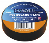 Izolační páska PVC 19/10 černá