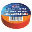 Izolační páska PVC 19/20 červená