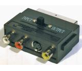 SCART-3CINCH SVHS adaptér