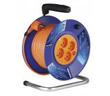 Prodlužovací kabel na bubnu - 4 zásuvky 25m