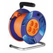 Prodlužovací kabel na bubnu - 4 zásuvky 50m