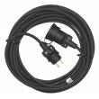 1 fázový prodlužovací kabel 3x1,5mm 25m