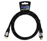 Kabel HDMI - HDMI 1,5m NYLON ECO
