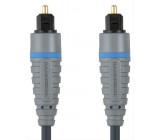 Bandridge digitální optický audio kabel, 1m, BAL5601