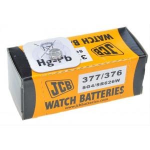 JCB hodinkové baterie typ 376/377 1ks