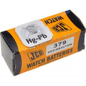 JCB hodinkové baterie typ 379 1ks