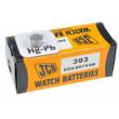 JCB hodinkové baterie typ 393 1ks