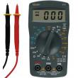 multimetr, max. AC 500V, max. DC 500V / 10A, test diody, bzučák