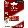 Fujitsu High Power alkalická baterie LR03/AAA, blistr 2ks
