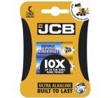 JCB CB OXI ULTRA alkalická baterie LR14/C, blistr 2 ks