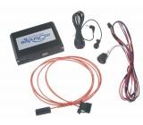 Bluetooth HF MOST sada do vozů Audi, BMW, Mercedes, Mini, Porsche
