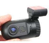 """Miniturní FULL HD kamera, GPS + 1,5"""" LCD, LDW, FCWS, HDR"""