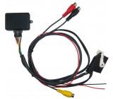 adaptér A/V výstup pro OEM navigaci VW RNS-510 (MFD3)