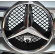 Přední PAL kamera vnější  pro vozy Mercedes-Benz