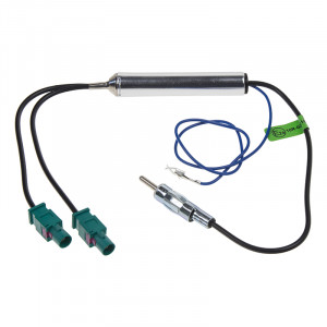 Anténní adaptér-napájení 2xFAKRA-DIN