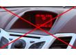 ISO redukce pro Ford Fiesta 2009- s multifunkčním displejem