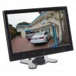 """LCD digitální monitor 10"""" do opěrky s IR vysílačem"""