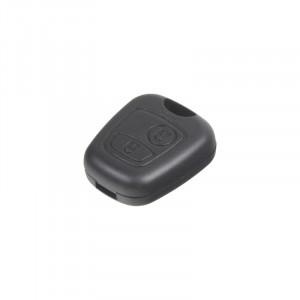 Náhradní obal klíče pro Peugeot, 2-tlačítkový bez planžety