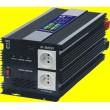 repasovaný měnič+dobíječka 12V DC na 230V AC 2500W trvale