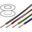 Kabel X05V-K licna Cu 1,5mm2 PVC bílo-černá 450/750V