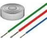 Kabel SiF licna Cu 16mm2 silikon černá -60-180°C 500V 25m