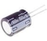 Kondenzátor elektrolytický THT 82uF 400V Ø18x25mm ±20%