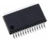MCP25625-E/SS Integrovaný obvod kontrolér CAN, transceiver CAN Kanály:1