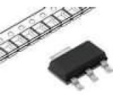 STN4NF03L Tranzistor N-MOSFET unipolární 30V 4A 2,5W SOT223
