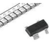 BCV61C Tranzistor NPN x2 bipolární 30V 100mA 300mW