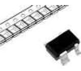 BFP420 Tranzistor NPN bipolární 4,5V 35mA 160mW SOT343R