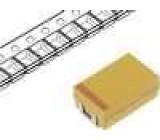 Kondenzátor tantalový SMD 6,8uF 50V D -55-125°C