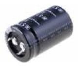 Kondenzátor elektrolytický SNAP-IN 820uF 250V Ø30x35mm ±20%