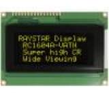 LCD display alfanumerický 16x4 LED